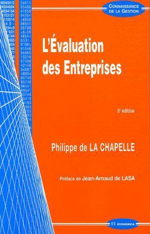 L'Evaluation Des Entreprises (3e Edition)