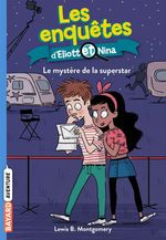 Vente EBooks : Les enquêtes d'Eliott et Nina, Tome 10  - Lewis B. Montgomery