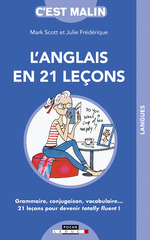 Vente EBooks : L'anglais en 21 leçons, c'est malin  - Julie Frédérique - Mark Scott