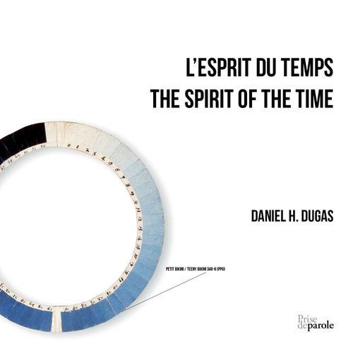 L'esprit du temps edition bilingue