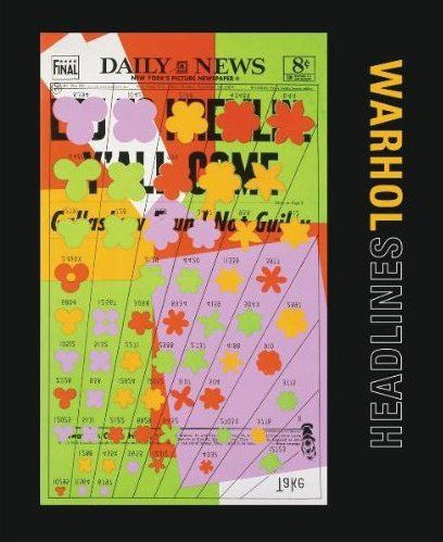 Andy Warhol : headlines