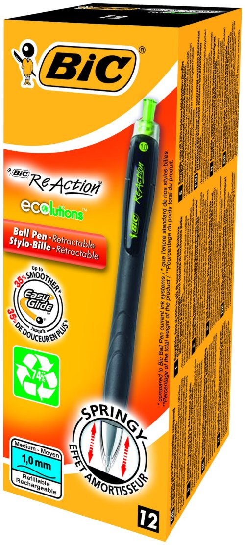 STYLO-BILLE ECO REACTION BILLE