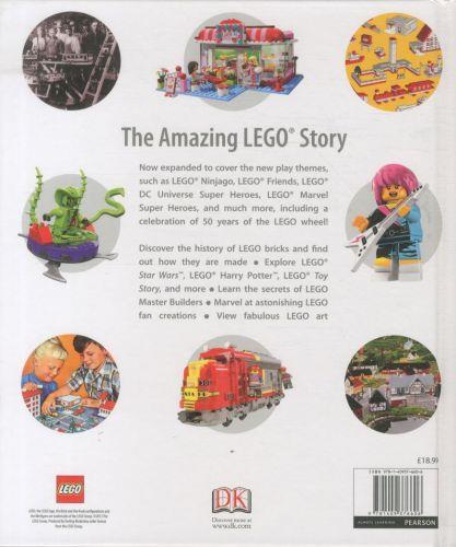 Legoz book, the