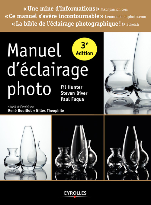 Manuel d'éclairage photo (3e édition)