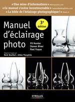 Manuel d'éclairage photo (3e édition)  - Steven Biver - Fil Hunter - Paul Fuqua