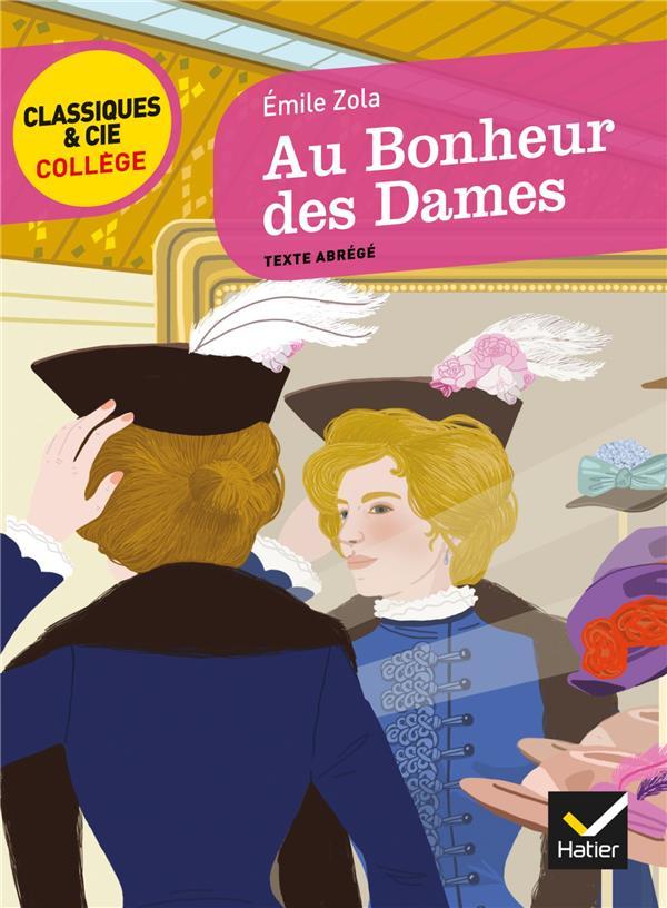 Zola Emile - AU BONHEUR DES DAMES