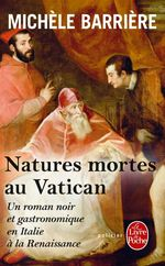 Vente EBooks : Natures mortes au Vatican  - Michèle Barrière