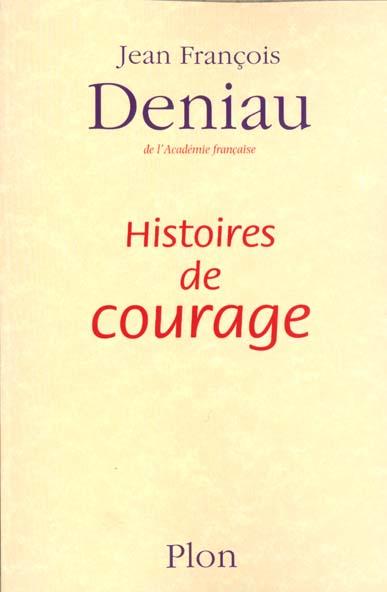 Histoires de courage