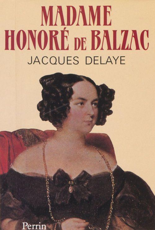 Madame Honoré de Balzac