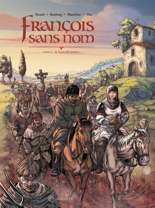 François sans nom t.2 ; la nouvelle Jeanne