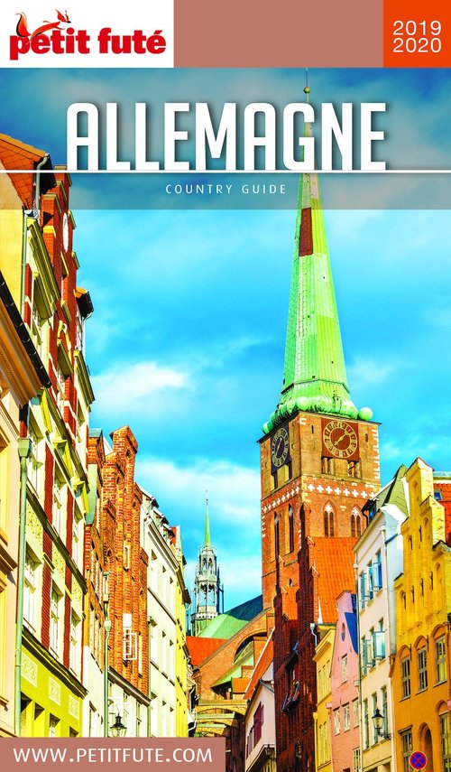GUIDE PETIT FUTE ; COUNTRY GUIDE ; Allemagne (édition 2019/2020)