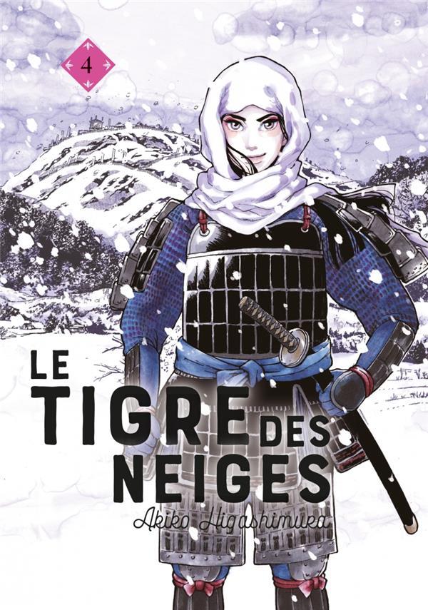 Le tigre des neiges T.4