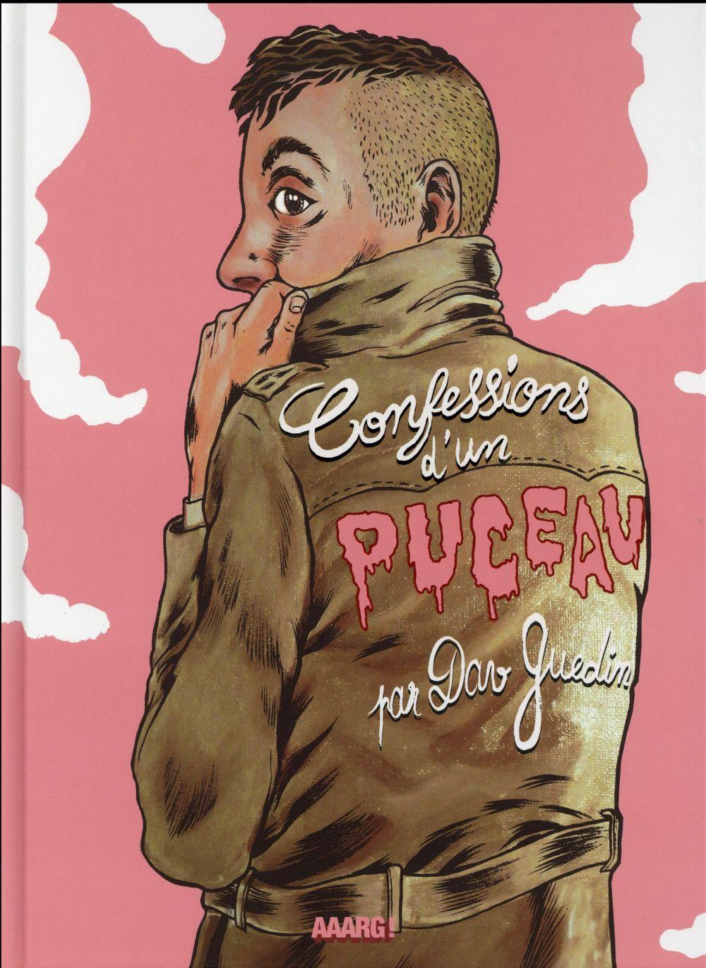 Confessions d'un puceau - Dav Guedin - Aaarg! - Grand format - Le Hall du  Livre NANCY