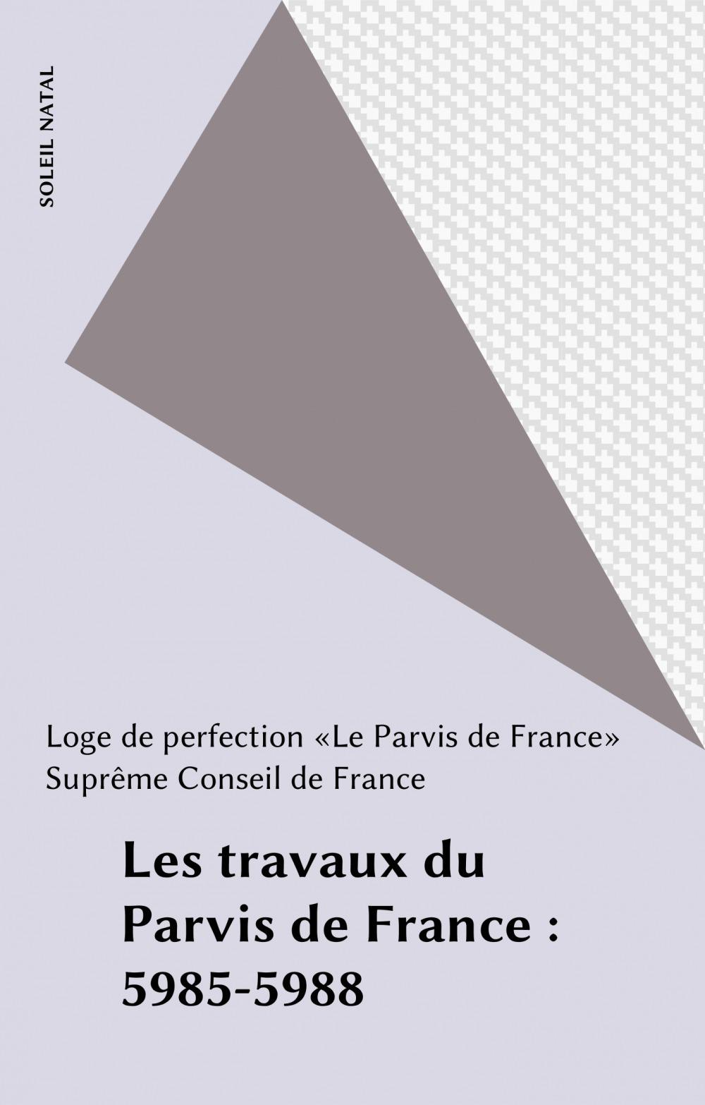 Les travaux du Parvis de France : 5985-5988