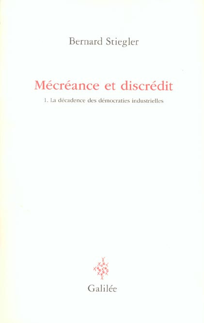 La decadence des democraties industrielles