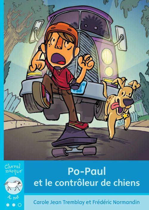 Po-Paul et le contrôleur de chiens