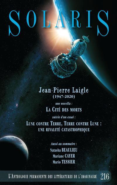 Revue solaris - numero 216