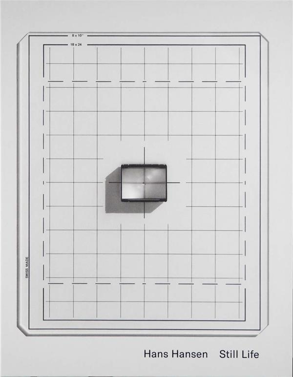 Hans hansen still life photographies from 1957 to 2017 /anglais/allemand