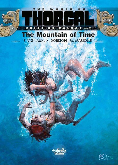 Vente EBooks : Kriss of Valnor - Volume 7 - The Mountain of Time  - Xavier Dorison  - Mathieu Mariolle