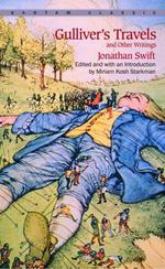Vente EBooks : Gulliver's Travels and Other Writings  - Jonathan Swift