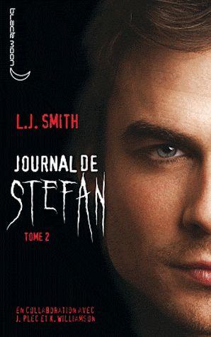 Journal de Stefan t.2 ; la soif de sang