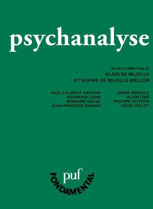 Psychanalyse (5e Edition)