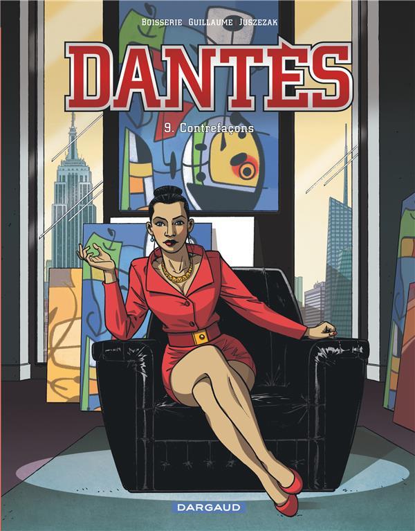 Dantès t.9 ; contrefaçons