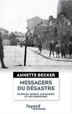 Vente EBooks : Messagers du désastre  - Annette Becker