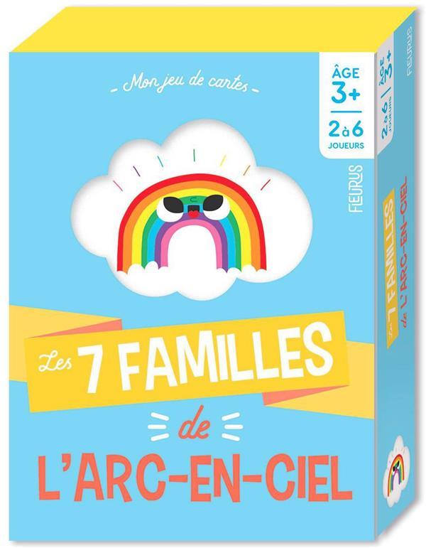 les 7 familles de l'arc-en-ciel
