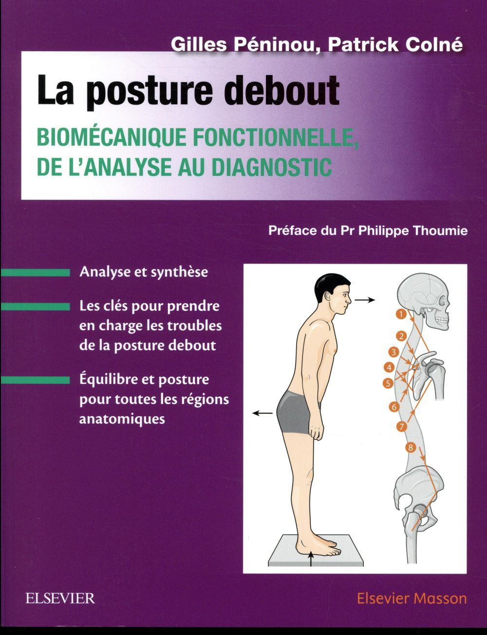La posture debout ; biomécanique fonctionnelle, de l'analyse au diagnostic