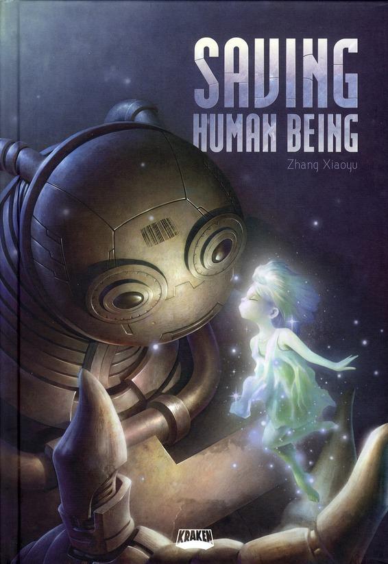 Saving human being