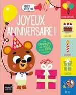 Vente Livre Numérique : Répète après moi - Joyeux anniversaire ! 1/3 ans  - Madeleine Deny