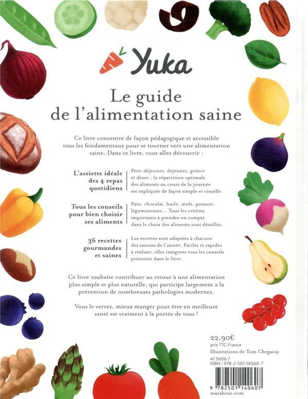 Yuka, le guide de l'alimentation saine