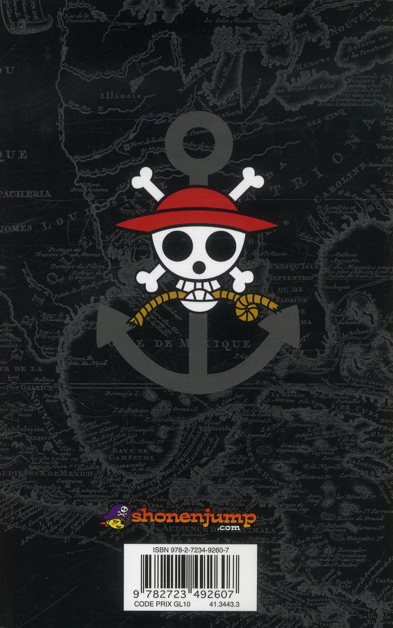 One Piece - édition originale t.15 ; droit devant !!