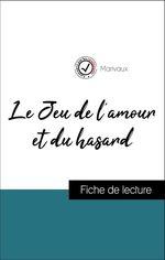 Vente EBooks : Analyse de l'oeuvre : Le Jeu de l'amour et du hasard (résumé et fiche de lecture plébiscités par les enseignants sur fichedelect  - MARIVAUX
