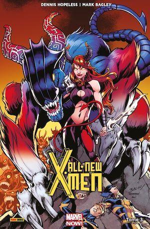 All new X-Men T.3