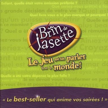 Brin De Jasette ; Le Jeu Qui Fait Parler Tout Le Monde