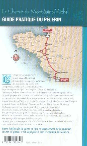 le chemin du mont saint-michel vers saint-jacques