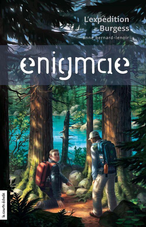 Enigmae ; l'expédition Burgess