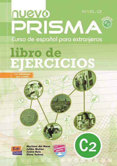 NUEVO PRISMA ; español ; C2 ; libro de ejercicios