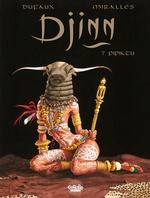 Vente Livre Numérique : Djinn - Volume 7 - Pipiktu  - Jean Dufaux