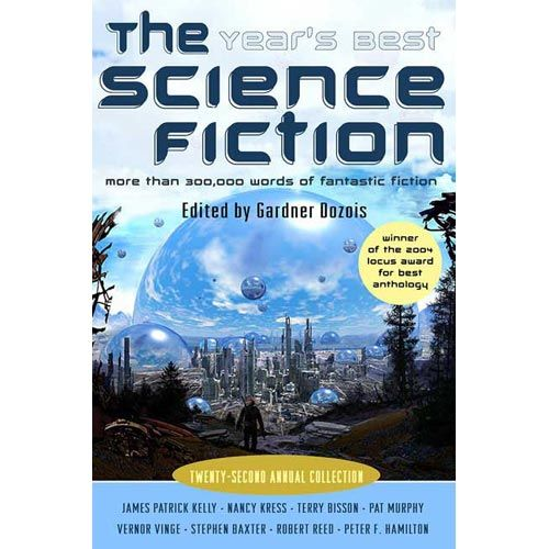 THE YEAR'S BEST SCIENCE FICTION - 22ND EDTION