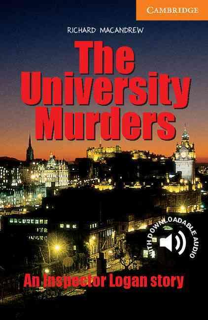 THE UNIVERSITY MURDERS - LEVEL 4