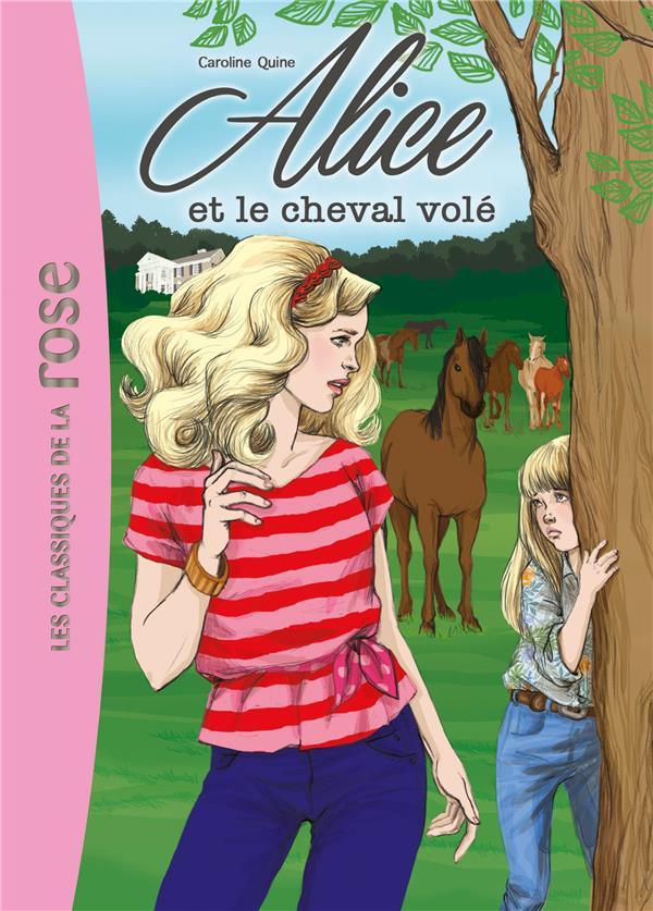 Alice T.1 ; Alice et le cheval volé