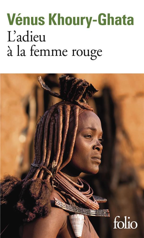 L'ADIEU A LA FEMME ROUGE