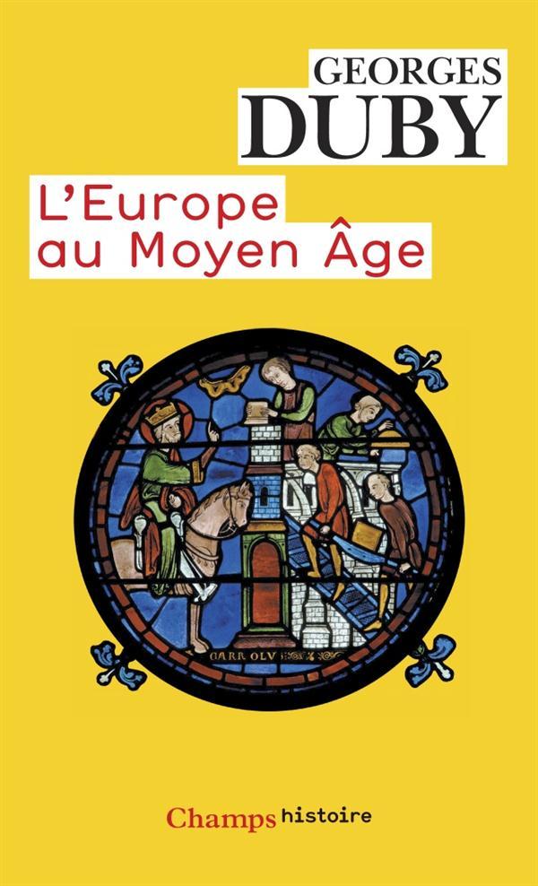 L'Europe au Moyen-âge