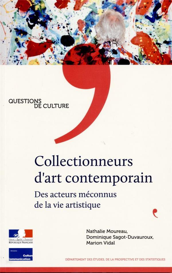 Collectionneurs d'art contemporain ; des acteurs méconnus de la vie artistique