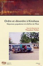 Ordre et désordre à Kinshasa (n°61-62)  - Cahiers Africains