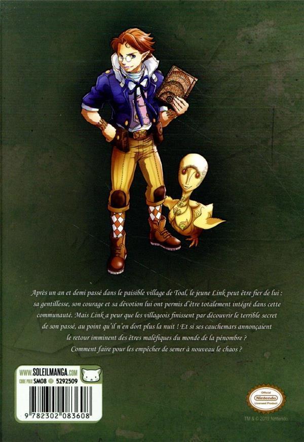 The legend of Zelda - twilight princess t.8