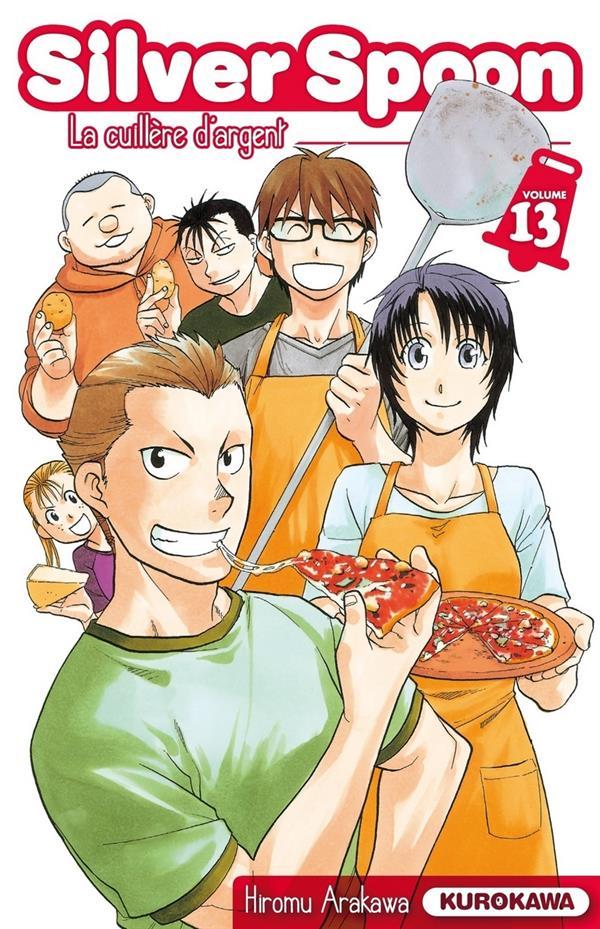 SILVER SPOON - TOME 13 - VOL13 Arakawa Hiromu